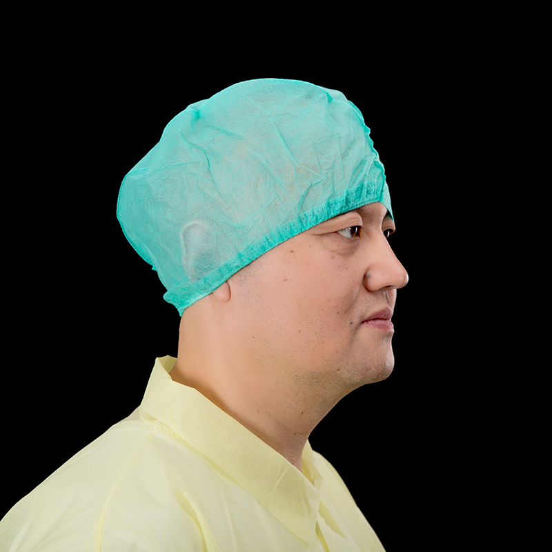 Doctor cap with elastic