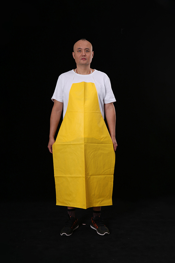 Disposable Waterproof Plastic PVC Apron
