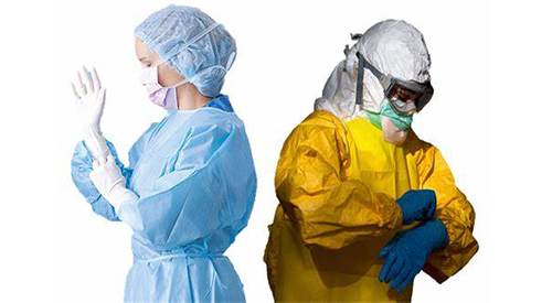 What is personal protective equipment?