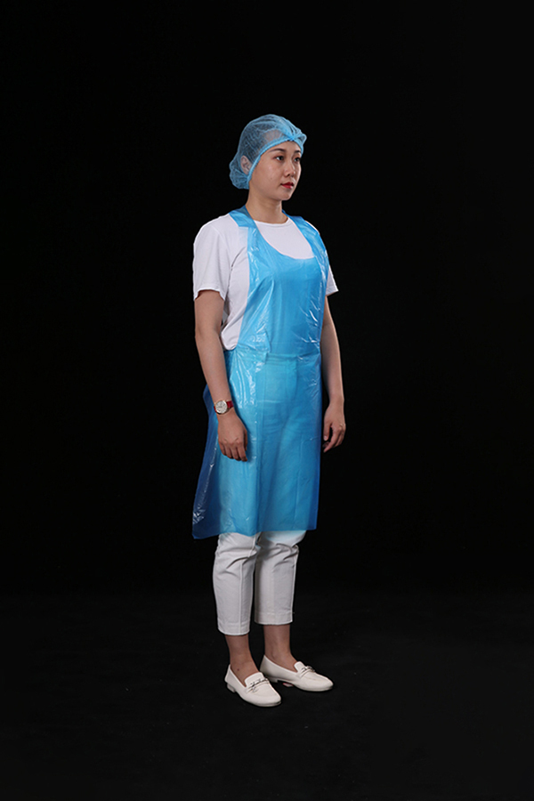 Disposable Waterproof Plastic PE Apron
